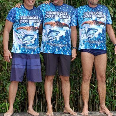 Os Campeões da 2ª Travessia Ilha Montão de Trigo
